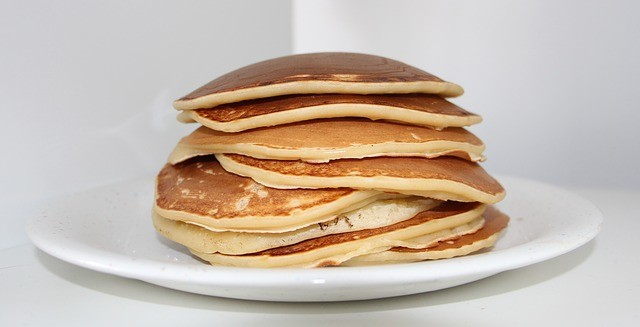 Cottage Cheese Pancakes (Russian style)