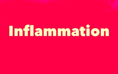 Inflammation: A key driver to unsightly belly fat