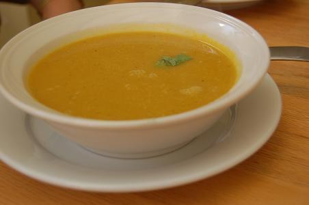 Best Lentil Vegetable Soup – with Kale!