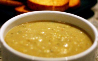 Rice and Potato Soup