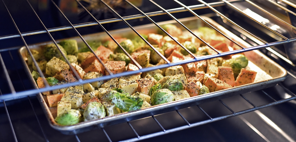 Savory Roasted Root Vegetables (for best carb cycling)